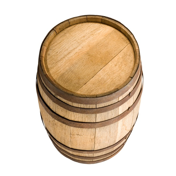 Wine Barrel - Local Pick Up Only