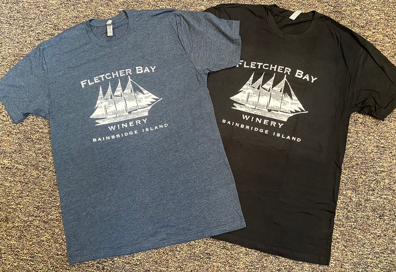 Fletcher Bay Winery T-Shirt