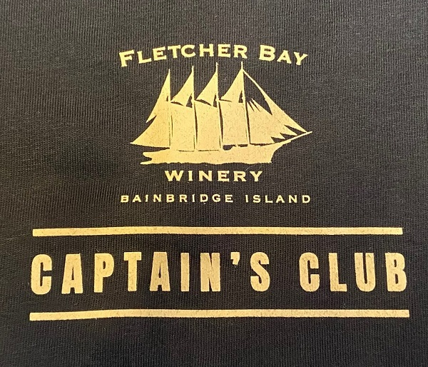 Captain's Club T-Shirt